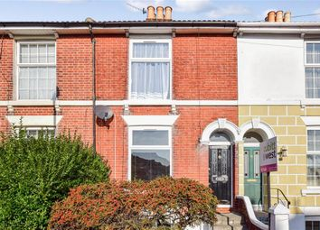 Thumbnail 3 bed terraced house for sale in Queens Road, North End, Portsmouth, Hampshire
