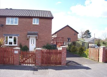 Thumbnail 3 bed semi-detached house for sale in Bondgate Close, Hexham