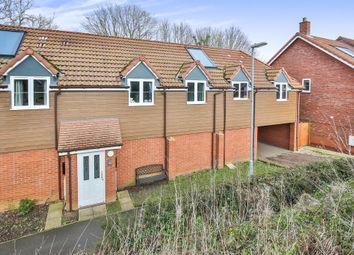 Thumbnail 2 bed property for sale in Exige Way, Wymondham