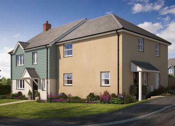 Thumbnail 4 bed semi-detached house for sale in North Hill Gardens, Blackwater, Nr Truro, Cornwall