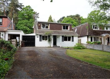 Thumbnail 4 bed detached house for sale in New Wokingham Road, Crowthorne