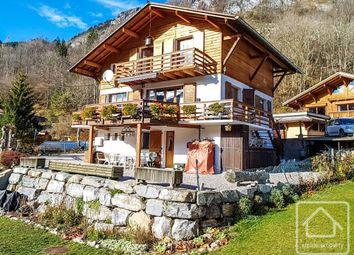 Thumbnail 4 bed chalet for sale in Rhône-Alpes, Haute-Savoie, Abondance