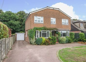 4 bed detached house for sale in Old Dashwood Hill, Studley Green, High Wycombe HP14