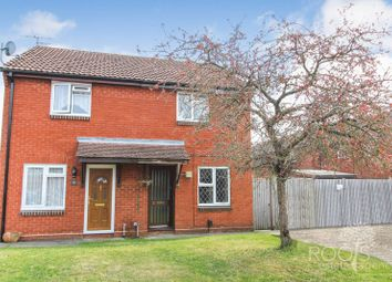 Thumbnail 3 bedroom semi-detached house for sale in Brent Close, Thatcham