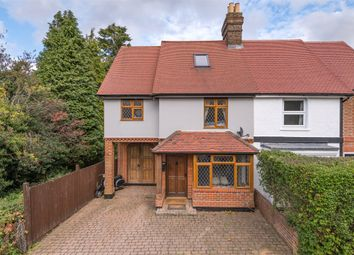 Thumbnail 4 bed semi-detached house for sale in Mint Lane, Lower Kingswood, Surrey