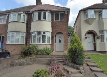 Thumbnail 3 bed semi-detached house for sale in Glenwood Road, Birmingham