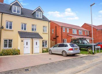 Thumbnail 3 bed terraced house for sale in Dowsing Road, Framlingham, Woodbridge