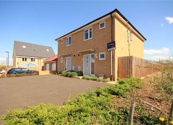 Thumbnail 2 bed semi-detached house for sale in Marigold Close, Emersons Green, Bristol