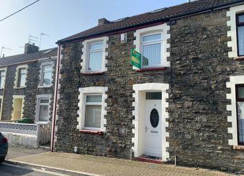 2 bed terraced house for sale in Castle Ivor Street, Hopkinstown, Pontypridd CF37