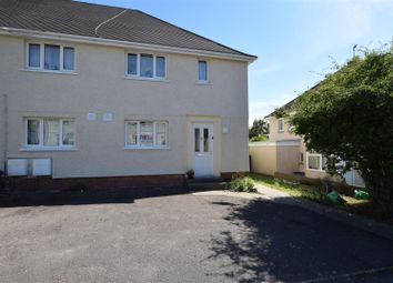 Thumbnail 2 bed flat for sale in Church Road, Rhoose, Barry