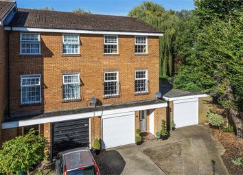 Thumbnail 3 bed end terrace house to rent in Plover Close, Staines-Upon-Thames, Surrey