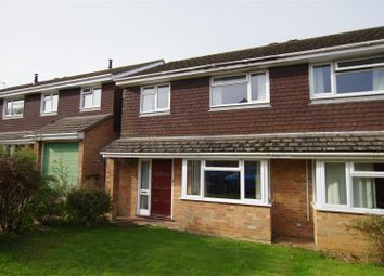 Thumbnail 3 bed semi-detached house for sale in Mealla Close, Lewes