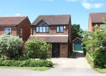 Thumbnail 3 bed detached house to rent in Oulston Road, Easingwold, York