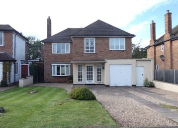 Thumbnail 3 bed detached house for sale in West View Road, Sutton Coldfield
