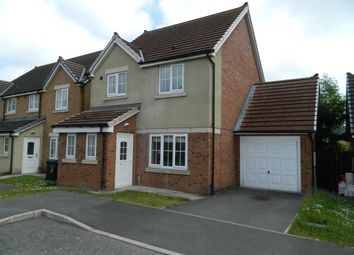 Thumbnail 3 bed detached house to rent in Weavers Croft, Crook