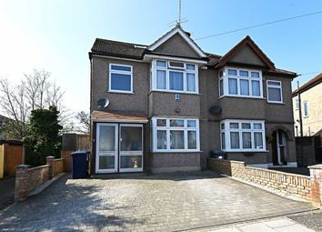 Thumbnail 4 bed semi-detached house for sale in Devonshire Crescent, Mill Hill, London