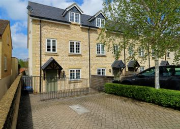 Thumbnail 4 bed end terrace house for sale in 1 Kingfisher Mill, Park Road, Malmesbury