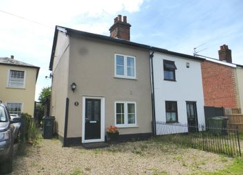 Thumbnail 2 bed property for sale in Old Post Office Terrace, Old Buckenham, Attleborough