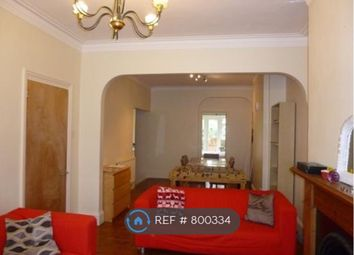 Thumbnail 5 bed terraced house to rent in Silverton Road, London
