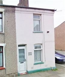 Thumbnail 3 bed end terrace house for sale in Steel Street, Askam-In-Furness, Cumbria