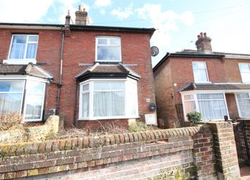 Thumbnail 1 bed flat for sale in Norham Avenue, Shirley, Southampton
