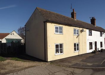 Thumbnail 2 bed cottage for sale in Station Road, Bardney, Lincoln