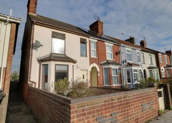Thumbnail 3 bed property for sale in Victoria Road, South Oulton Broad