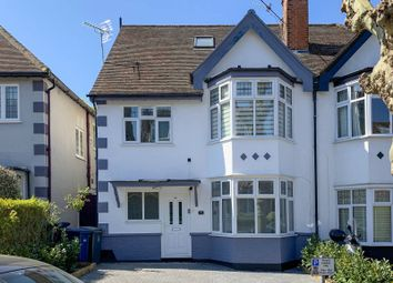 Thumbnail 6 bed property to rent in Dollis Park, Church End, London N31Hg