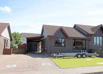 Thumbnail 2 bed semi-detached bungalow for sale in 11 Russell Place, Elgin