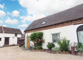 Thumbnail 3 bed barn conversion for sale in Draycote, Rugby