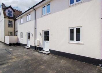 Thumbnail 2 bedroom terraced house for sale in Harvey Street, Folkestone