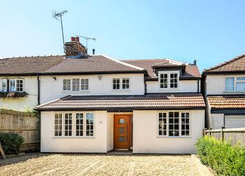 Thumbnail 4 bed property to rent in Kimpton Road, Wheathampstead, St. Albans