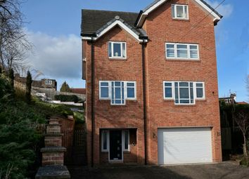 Thumbnail 5 bedroom detached house for sale in Hastings Mount, Sheffield