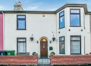 Thumbnail 3 bed terraced house for sale in York Road, Great Yarmouth