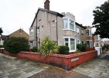 Thumbnail 4 bed semi-detached house for sale in Palmerston Road, Wallasey