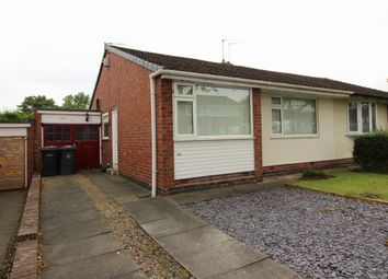 Thumbnail 2 bed bungalow for sale in York Crescent, Newton Hall, Durham