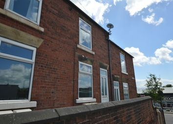 Thumbnail 2 bed terraced house to rent in South Place, Chesterfield