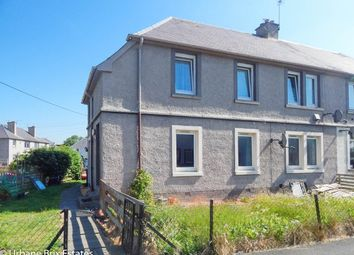 Thumbnail 3 bed flat for sale in Orchard Park, Kelso