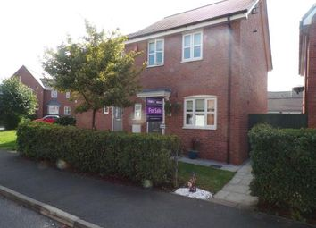 Thumbnail 3 bed semi-detached house for sale in Parklands Drive, Weston, Crewe, Cheshire
