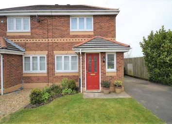 Thumbnail 3 bed semi-detached house to rent in De Haviland Way, Skelmersdale, Lancashire