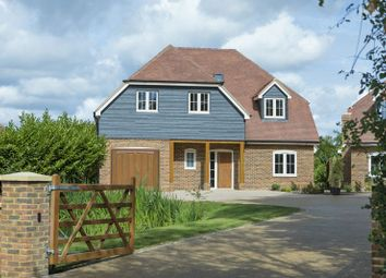 Thumbnail 5 bed detached house for sale in Cox Green, Rudgwick, Horsham