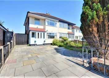 Thumbnail 3 bed semi-detached house for sale in Kings Hey Drive, Southport
