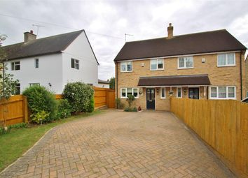 Thumbnail 3 bed semi-detached house for sale in Westhorp, Greatworth, Banbury