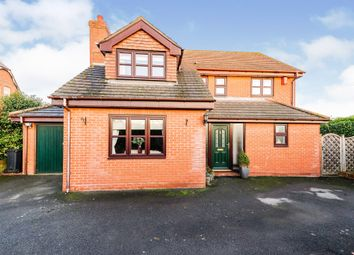 Thumbnail 4 bed detached house for sale in Cotts Lane, Lugwardine, Hereford