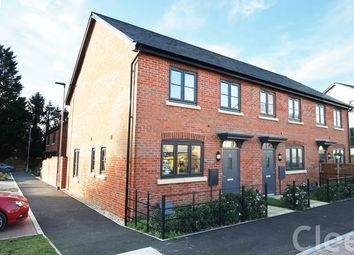 Thumbnail 3 bed semi-detached house for sale in Bushel Close, Cheltenham