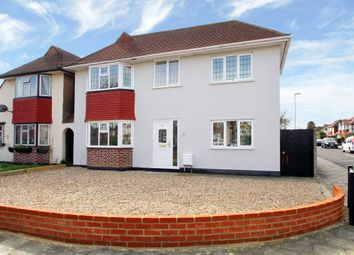 Thumbnail 4 bedroom link-detached house to rent in Lawrence Avenue, New Malden, Surrey