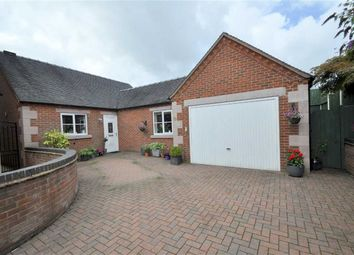 Thumbnail 3 bed detached bungalow for sale in Ruelow Meadow, Ipstones, Stoke-On-Trent