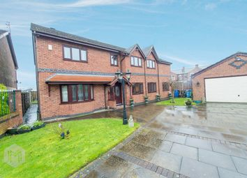 Thumbnail 6 bed detached house for sale in Shearwater Gardens, Eccles, Manchester