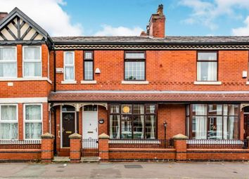 Thumbnail 2 bed terraced house for sale in Seymour Road South, Clayton, Mancheste, Greater Manchester