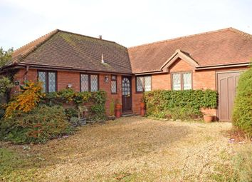 Thumbnail 3 bed detached bungalow for sale in Holmwood Close, Bembridge, Isle Of Wight